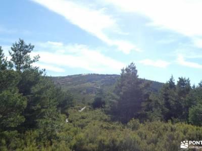 Macizo Buitrera-Sierra de Ayllón; senderismo montaña palentina rio alberche madrid excursiones sierr